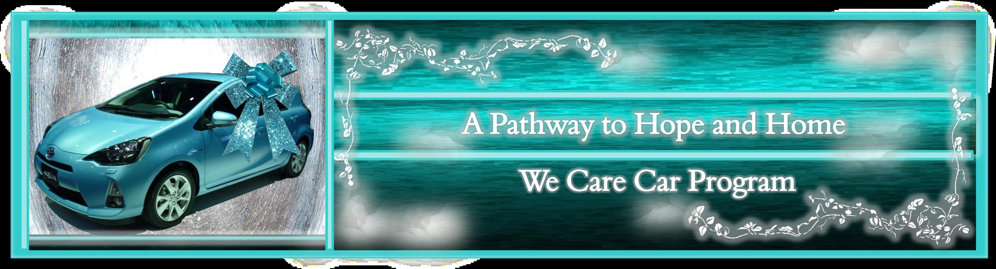 We Care Car Program